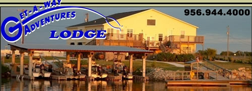 Get-A-Way Adventures Lodge Port Mansfield, Texas Saltwater Fishing Guides