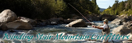 Winding Stair Mountain Fly Fishing Outfitters