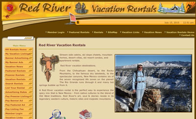 Red River Vacation Rentals