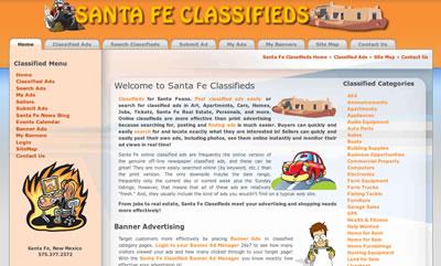 Santa Fe Classifieds